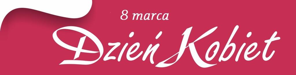 Dzień kobiet 2019 baner strona